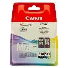 Canon PG510CL511MULTIPACK tintapatron eredeti (multipack)